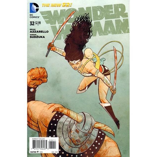Wonder Woman Magazine Subscription