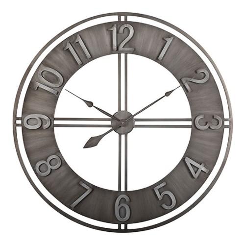 "Offex Home 30"" Industrial Loft Wall Clock - Metal"