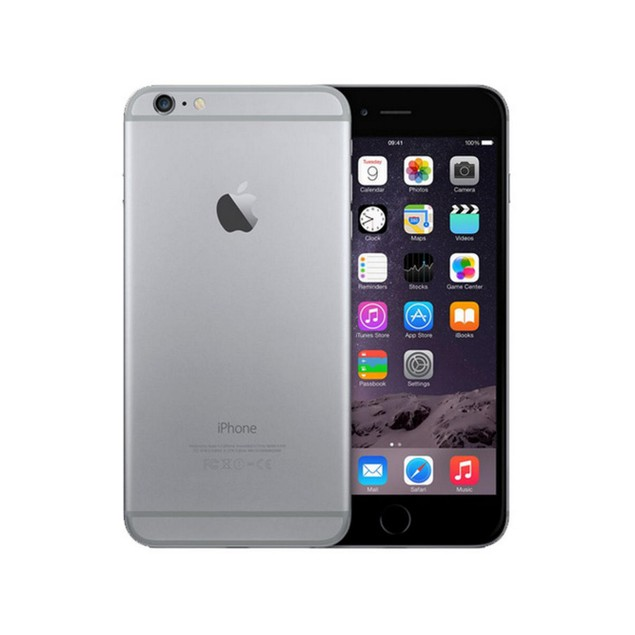 Apple iPhone 6s, AT&T, Gray, 32 GB, 4.7 in Screen