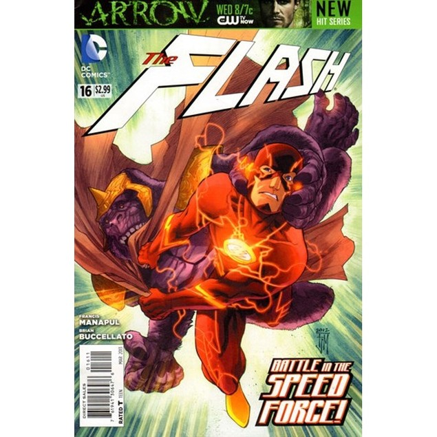 The Flash Magazine Subscription