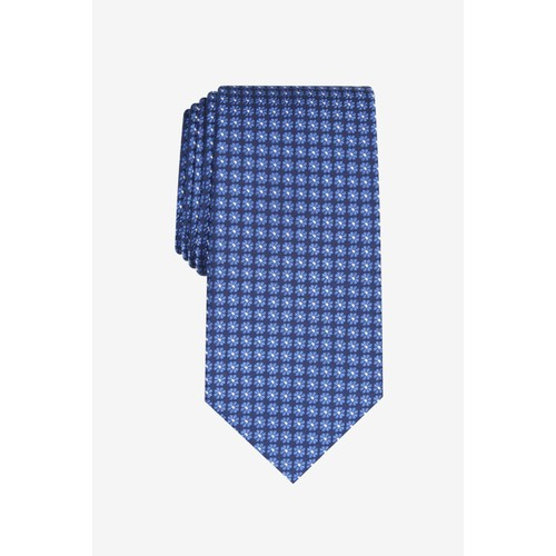Club Room Men's Tulip Neat Tie Blue One Size