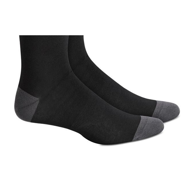 Bar III Men's Panda Socks Black Size Regular