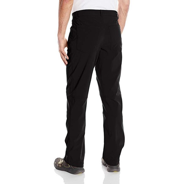 Merrell Men's Stapleton Pants, Black, SZ: 34 x 32