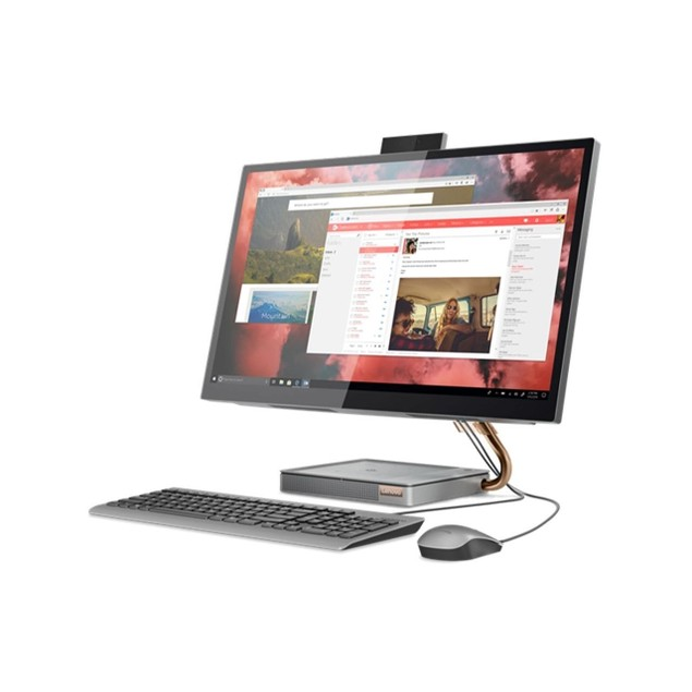 "Lenovo IdeaCentre 5 27IMB05 27"" 1.3TB, Gray (Certified Refurbished)"