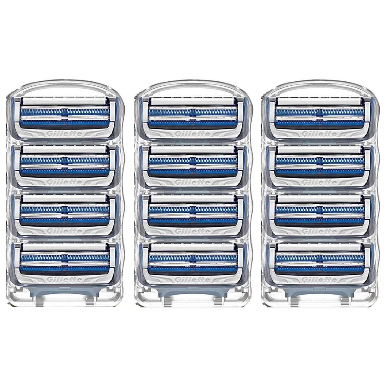 12-Count Gillette SkinGuard Sensitive Refill Cartridges