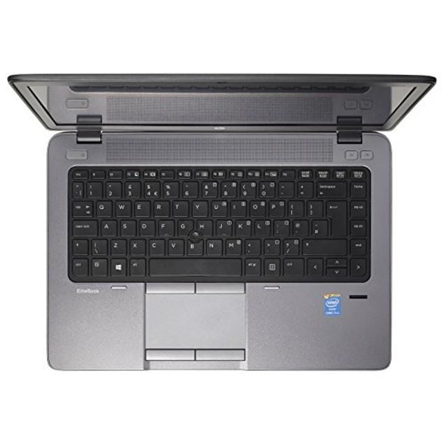 "HP 14"" EliteBook 840 G1 Laptop (Intel i5, 4GB RAM, 500GB HDD, Windows 10)"