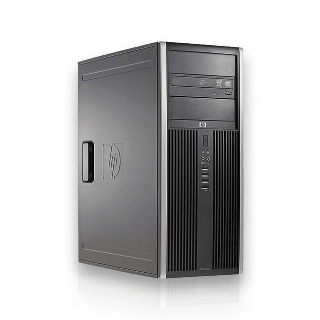 HP 8100 Tower Intel i5 8GB 500GB HDD Windows 10 Professional