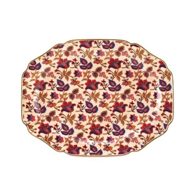 Koehler Jaipur Cream Serving Platter