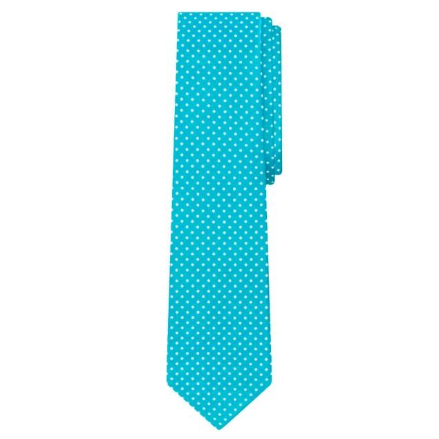 Jacob Alexander Polka Dot Print Boys Regular Polka Dotted Tie
