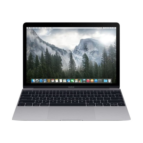Apple MacBook Laptop Core M Retina 1.1 GHz 8GB RAM 256GB SSD 12 MJY32LL/A (2015)