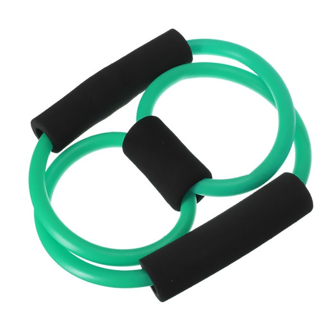 Resistance Muscle Stretch Workout Elastic Band - 2 packs