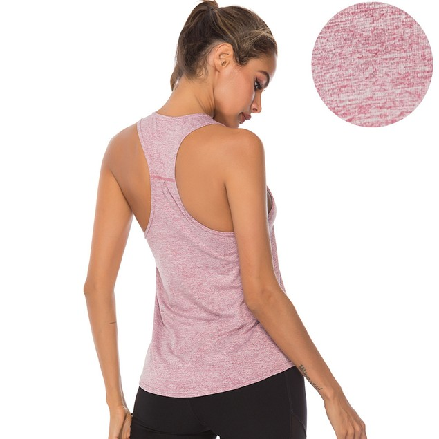 Off-the-shoulder Quick-drying Women's Sports Tank