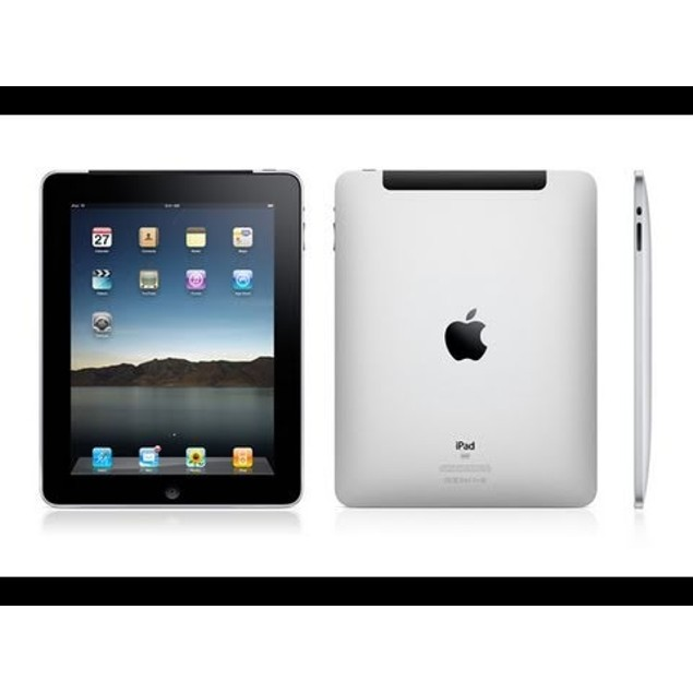 Apple iPad 3 MC705LL/A (16GB, Wi-Fi) - Black