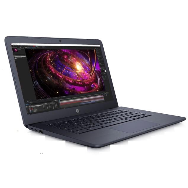 """HP Chromebook 14-DB0044WM 14"""" 32GB AMD A4-9120C ChromeOS,Black (Used - Good)"""