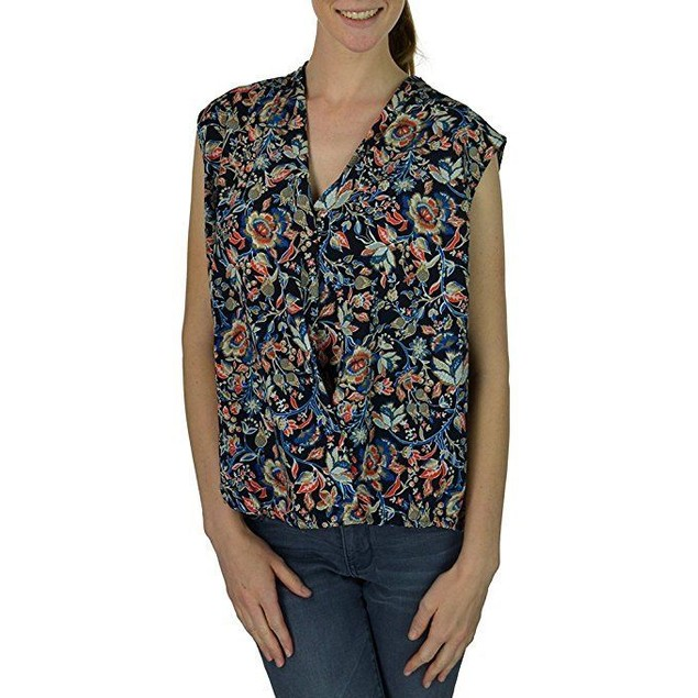 Jones New York Women's Sleeveless Blouse SZ: X-Large