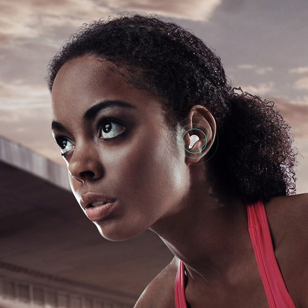 In-ear Wireless Binaural Tws5.0 Mini Sports Digital Display Bluetooth Headset