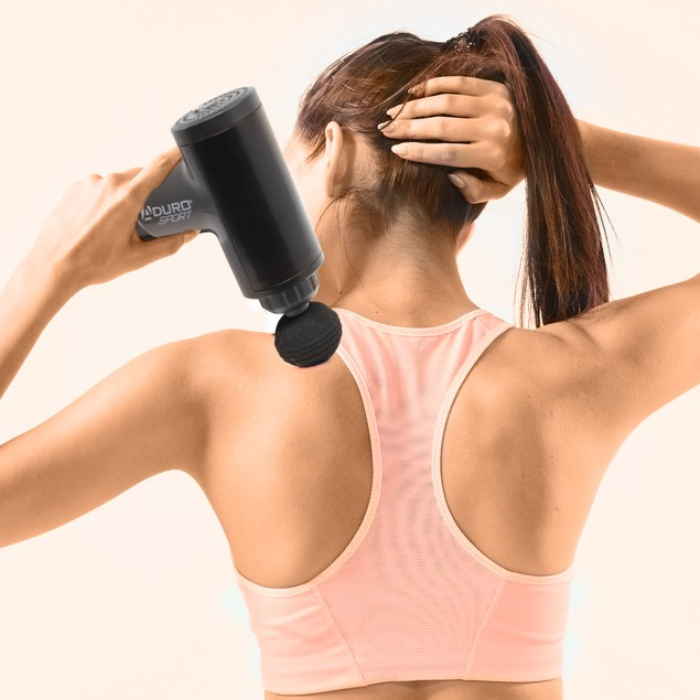 Aduro Sport Elite Deep Tissue Massage Gun w/ LED Indicator