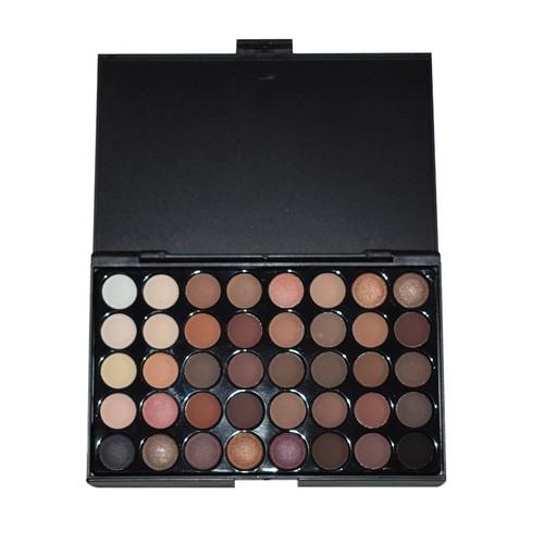 40 Colors Multi-color Makeup Eyeshadow Beauty Matt Pearlescent Eyeshadow Palette