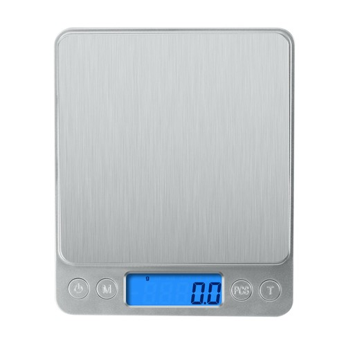 Digital Scale 3000g x 0.1g Jewelry Gold Silver Coin Gram Pocket Size H