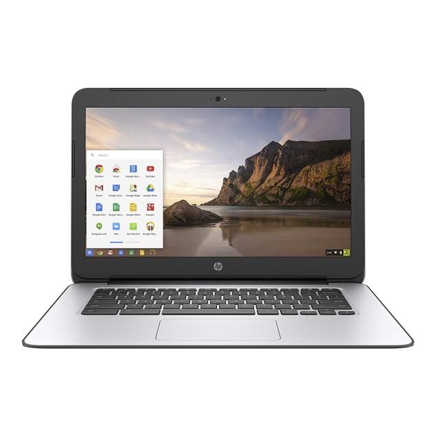 "HP 14"" Chromebook 14 G4 (Intel 2.16 GHz, 4GB RAM, 16GB SSD, Black)"