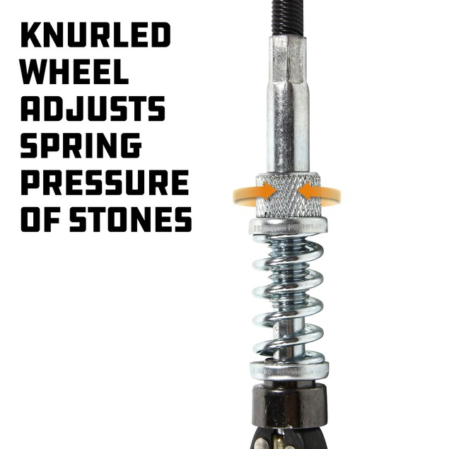 """Powerbuilt 2 Arm Brake Cylinder Hone 3/4 To  2 1/4"""" Range - 648403"""