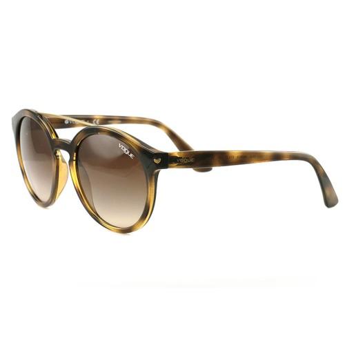 Vogue Sunglasses VO5133-S W65613 Dark Havana/Brown Gradient Plastic 53 20 140