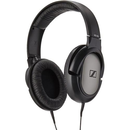 SENNHEISER HD 206 Closed-Back Headphones