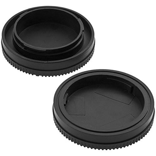 Vivitar Body and Rear Lens Cap for Nikon
