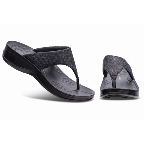 AEROTHOTIC Comfortable Orthopedic Arch Support Flip Flops and Sandals