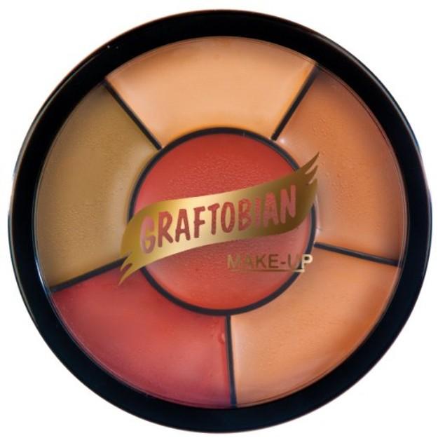Neutralizing / Tattoo Cover - Dark Corrector Wheel