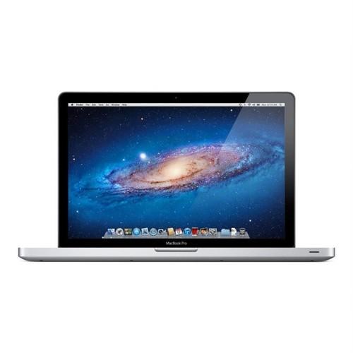 Apple MacBook Pro MD322LL/A Intel Core i7-2760QM, Silver (Refurbished)
