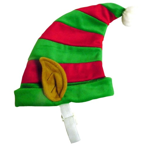 Outward Hound Christmas Elf Hat Christmas Pet Accessory, Small