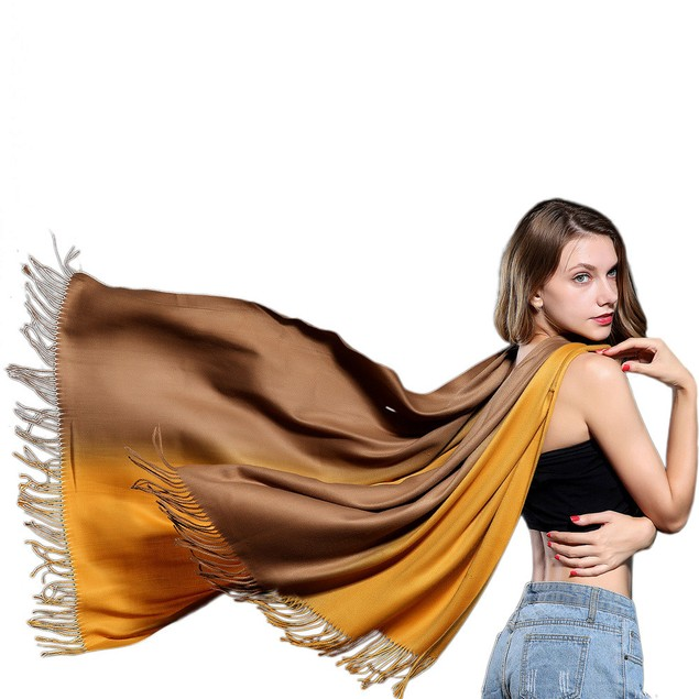 Fashion Womens Lady Multi-color Soft Scarves Long Wraps Shawl Scarf
