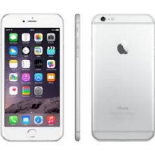 Apple iPhone 6 Plus, Tracfone, Silver, 16 GB, 5.5 in Screen