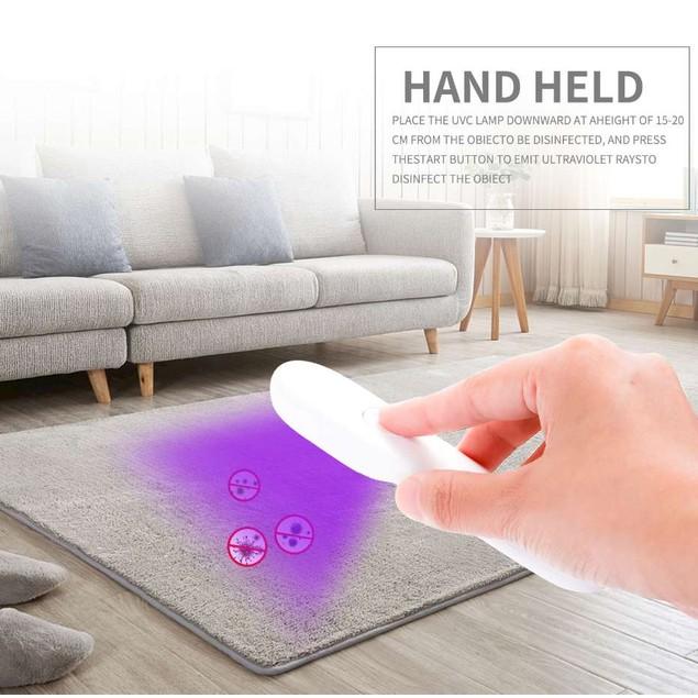 UV Wand Portable Handheld Sterilizer Lamp