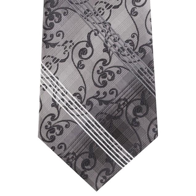 Van Heusen Men's Jamal Tie Blue Size Regular