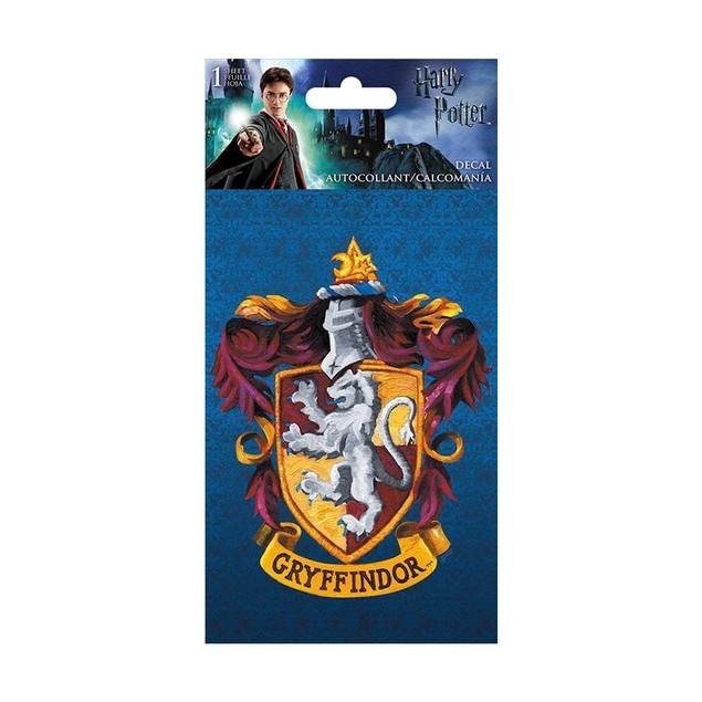 Harry Potter Gryffindor Decal