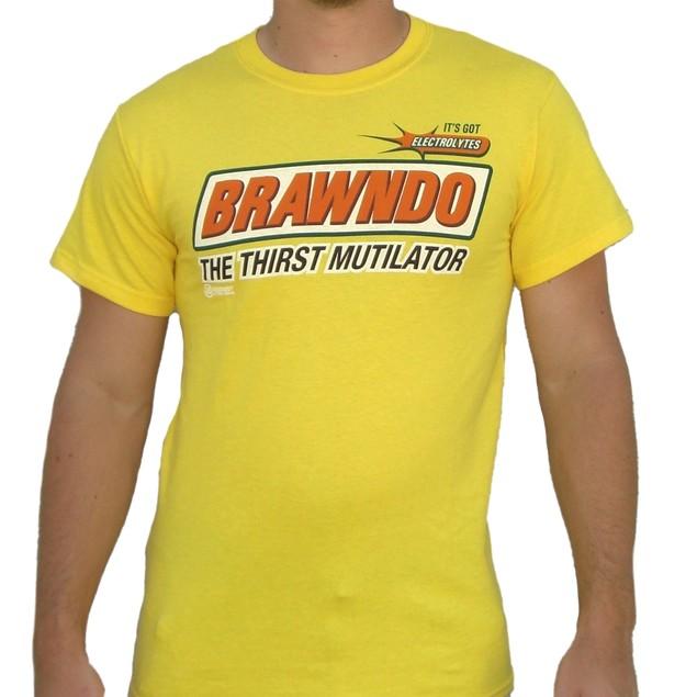 Brawndo The Thirst Mutilator Idiocracy T-Shirt