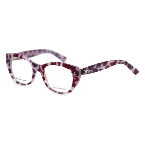 Emporio Armani Women's  Eyeglasses EA9864 GP9 Violet 50 19 140 Full Rim