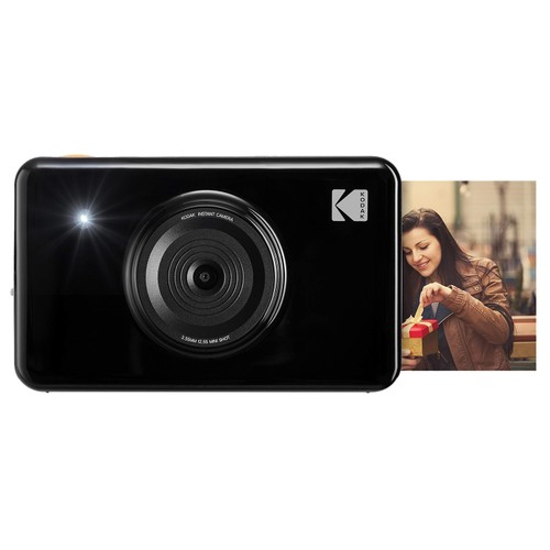 Kodak MiniShot 10MP Instant Digital Camera (Black) iOS and Android