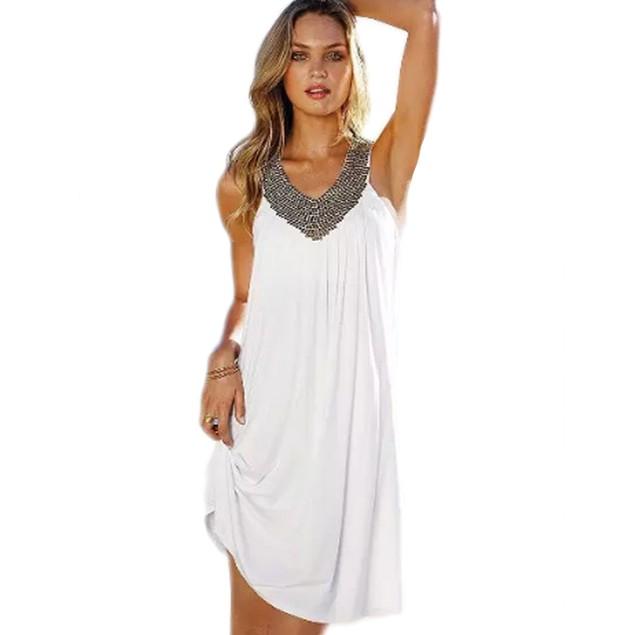 Balotti Dress w/ Rhinestones