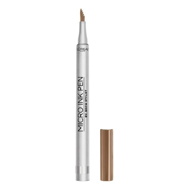 L'oréal Paris Brow Stylist Micro Ink Pen By Brow Stylist, 633 Dark Blonde