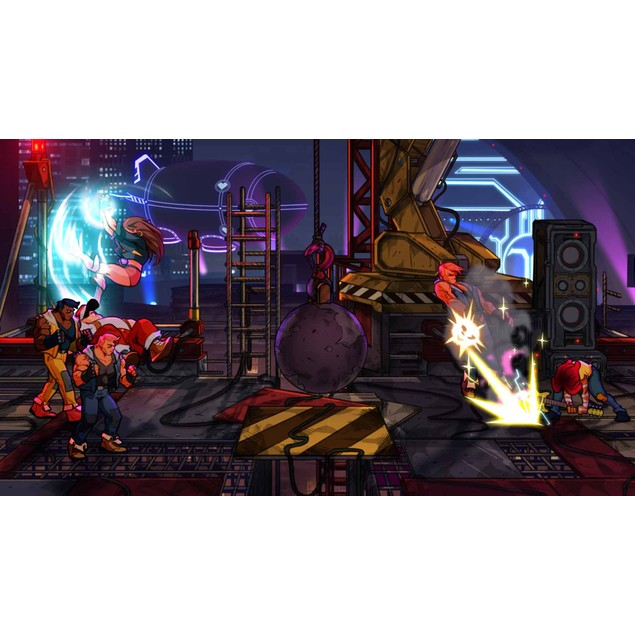 Streets of Rage 4 Nintendo Switch Game