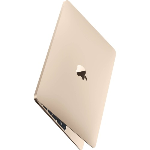 """Apple MacBook MLH72LL/A 12"""" 480GB,Gold(Certified Refurbished)"""