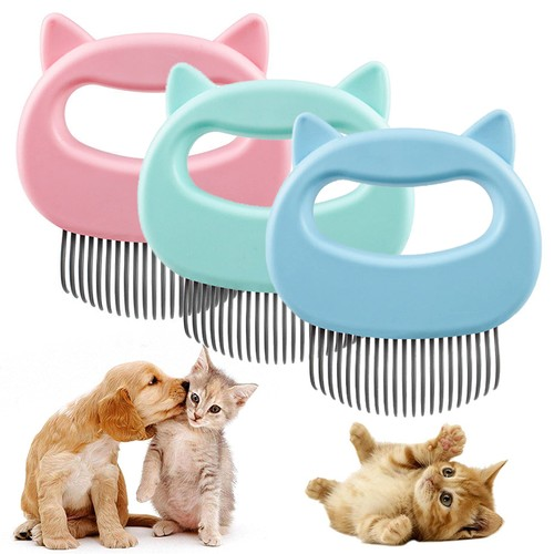 Pet Comb Pet Grooming Massage Tool Remove Loose Hairs