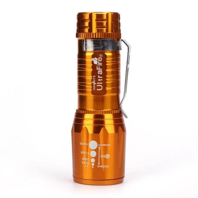 Ultrafire 2200 Lumens XM-L T6 LED Flashlight Torch light