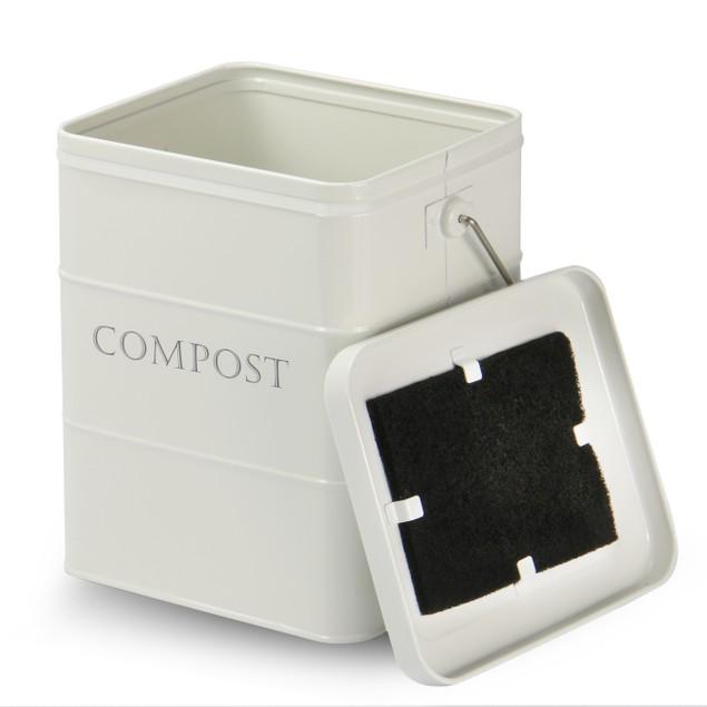 3.5L Kitchen Compost Waste Bin | MandW