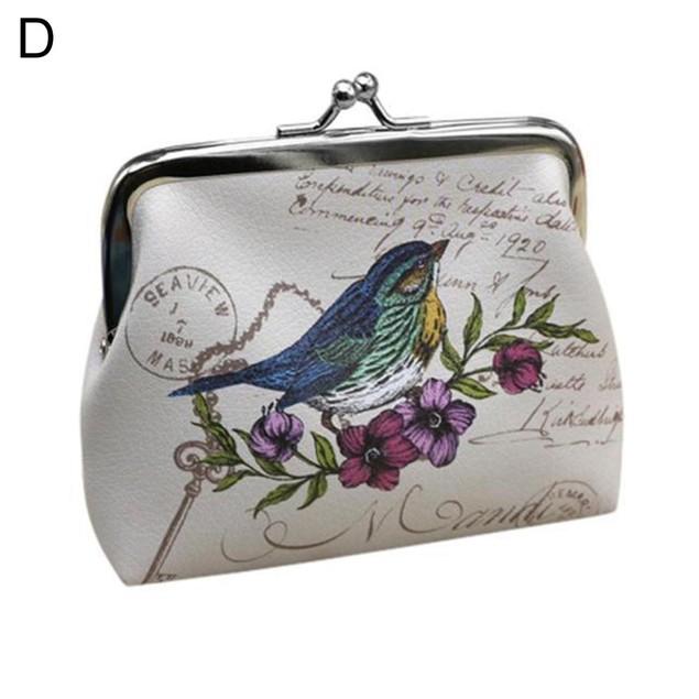 Women Girl Faux Leather Wallet Card Holder Coin Purse Clutch Handbag