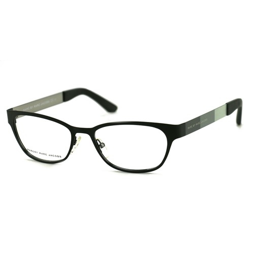 Marc by Marc Jacobs Women's Eyeglasses MMJ 606 06XB Black/Grey 52 17 140