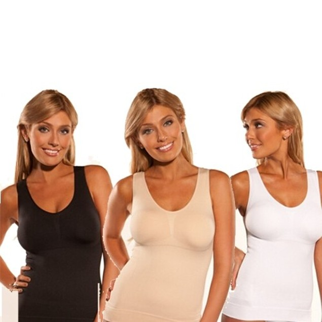 Women's Slimming Body-Support Undershirt Cami